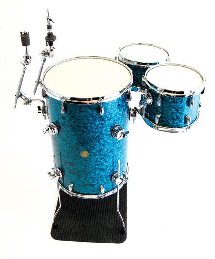 RCI Starlite drum kit