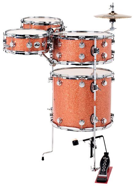 cocktail drum kit C&C