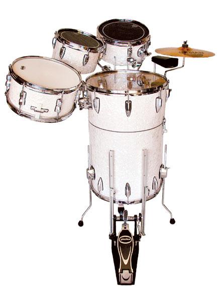 cocktail drum kit