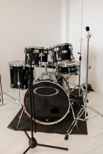 scot halpin drum set up
