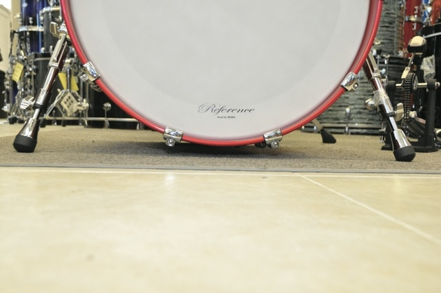 back to basics drum set up stand