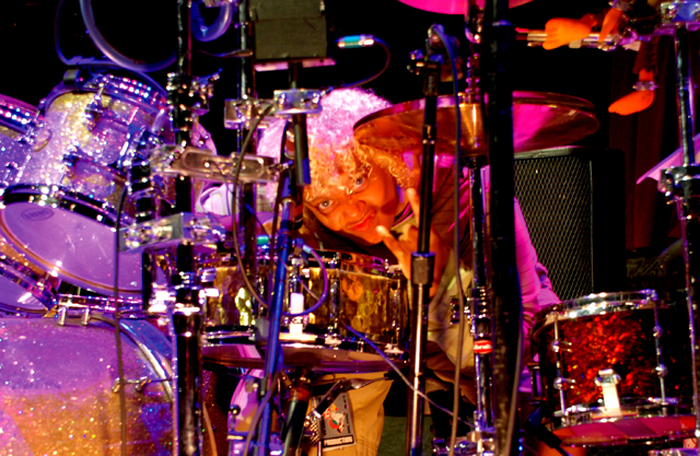 Kid Rock drummer Stefanie Eulinberg