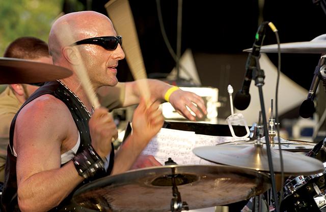 best funk drummers kenny aronoff