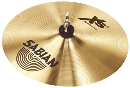 "Sabian Xs20 cymbal 10"" Splash"