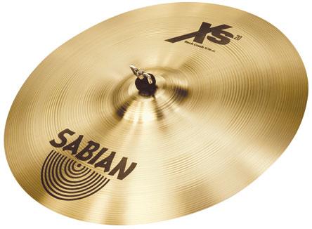Sabian Xs20 cymbal