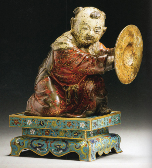 History of Cymbals Ming Dynasty art