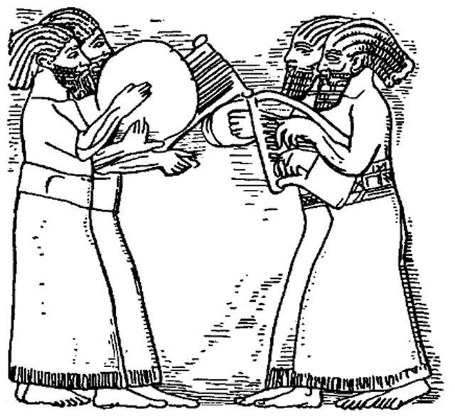 History of Cymbals Assyrian Quartet