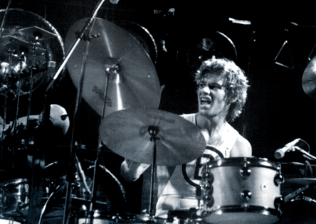 bill bruford top drummer of all time
