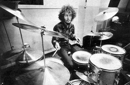 top drummer ginger baker