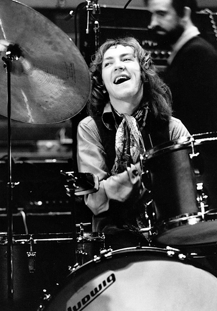 mitch mitchell top drummers of all time