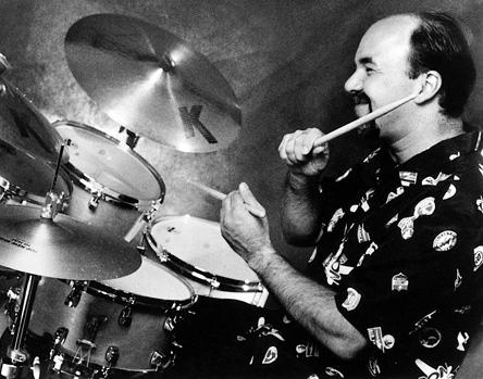 peter erskine on drums