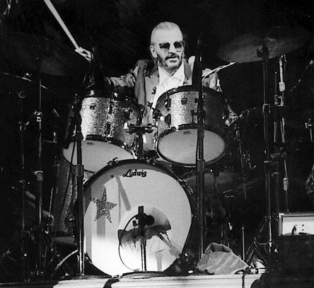 most important drummer ringo starr on drums