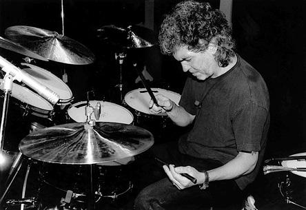 steve gadd on drums