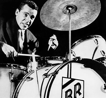 buddy rich on drums