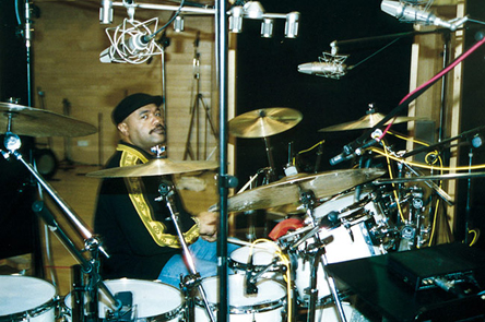 dennis chambers top drummer of all time