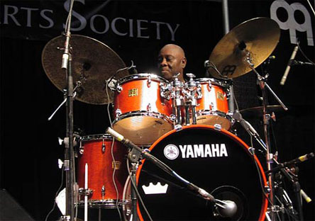 jabo starks on drums
