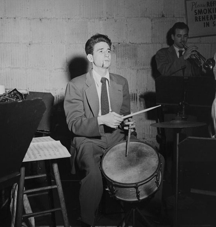 shelly manne on drums