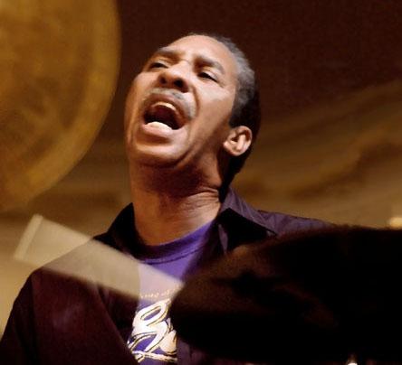 zigaboo on drums