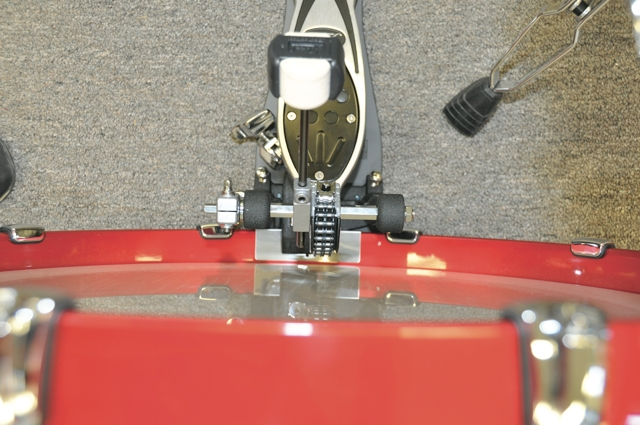 back to basics drums pedal