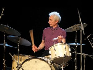 Charlie Watts In His Own Words