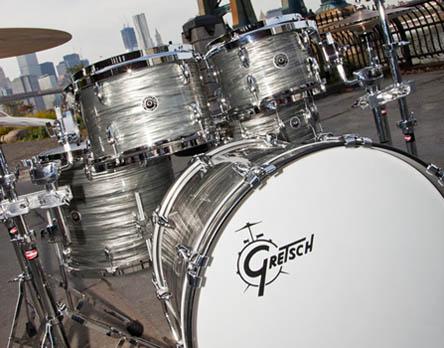 Gretsch Brooklyn review drum set