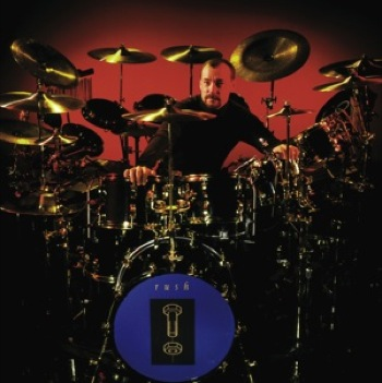Neil Peart Drum Kit High-pitched toms
