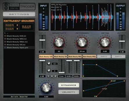 Slate Digital's Trigger for 70s drum sound