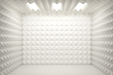 Soundproof Home Studio for Drums