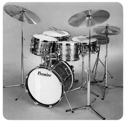 premier percussion set