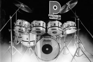 The Rocky History Of premier percussion