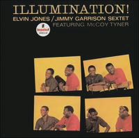 Illumination, Elvin Jones and Jimmy Garrison (Impulse) 1963