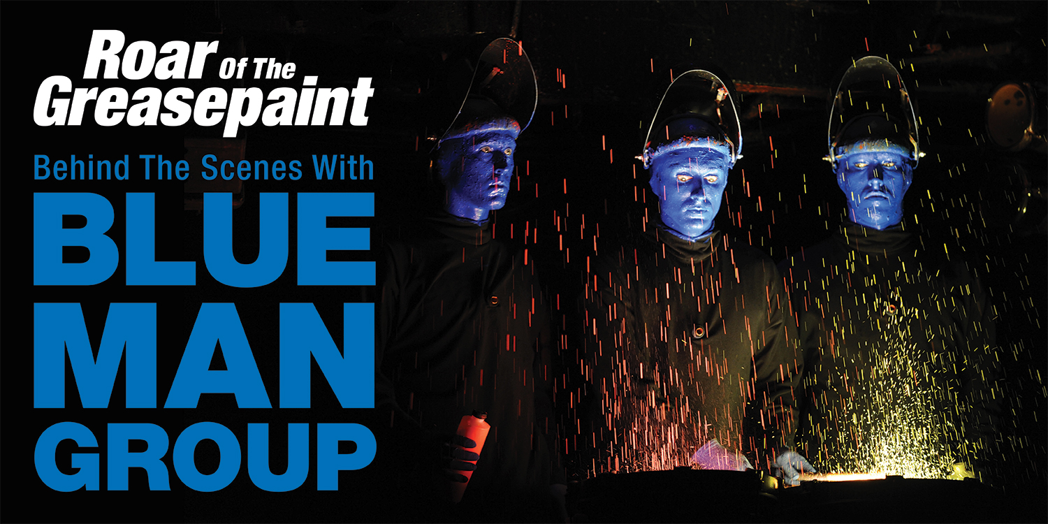Blue man group blue ray