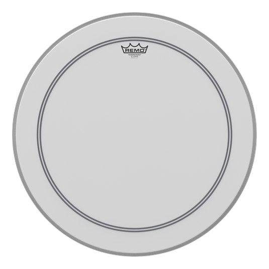"22"" Remo Powerstroke 3 Coated Bass Drumhead"
