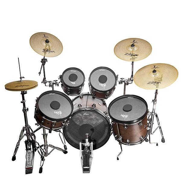 BLACK HOLE PRACTICE PADS_drum_set