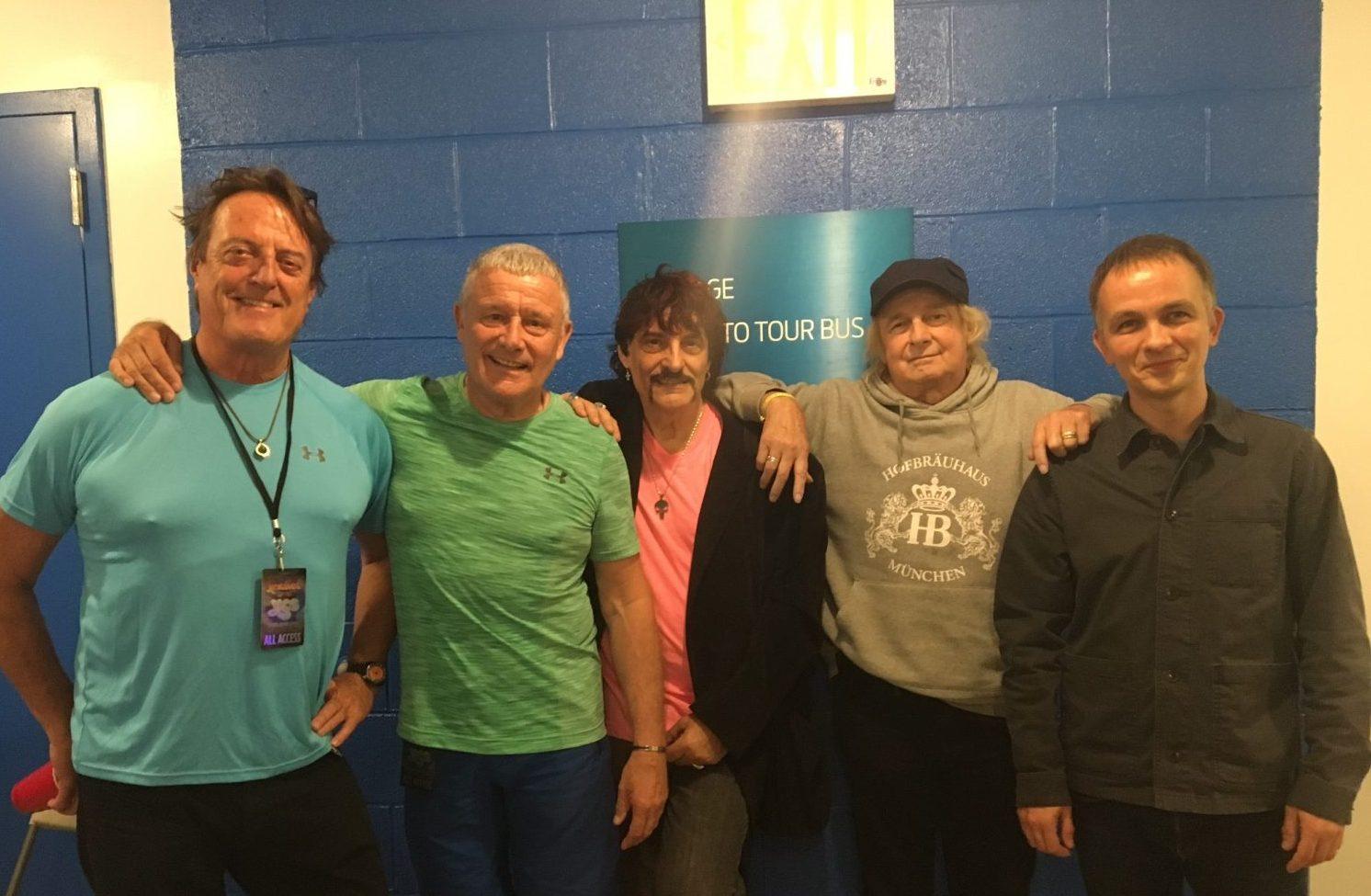 Yes Todd Rundgren Carl Palmer Tour
