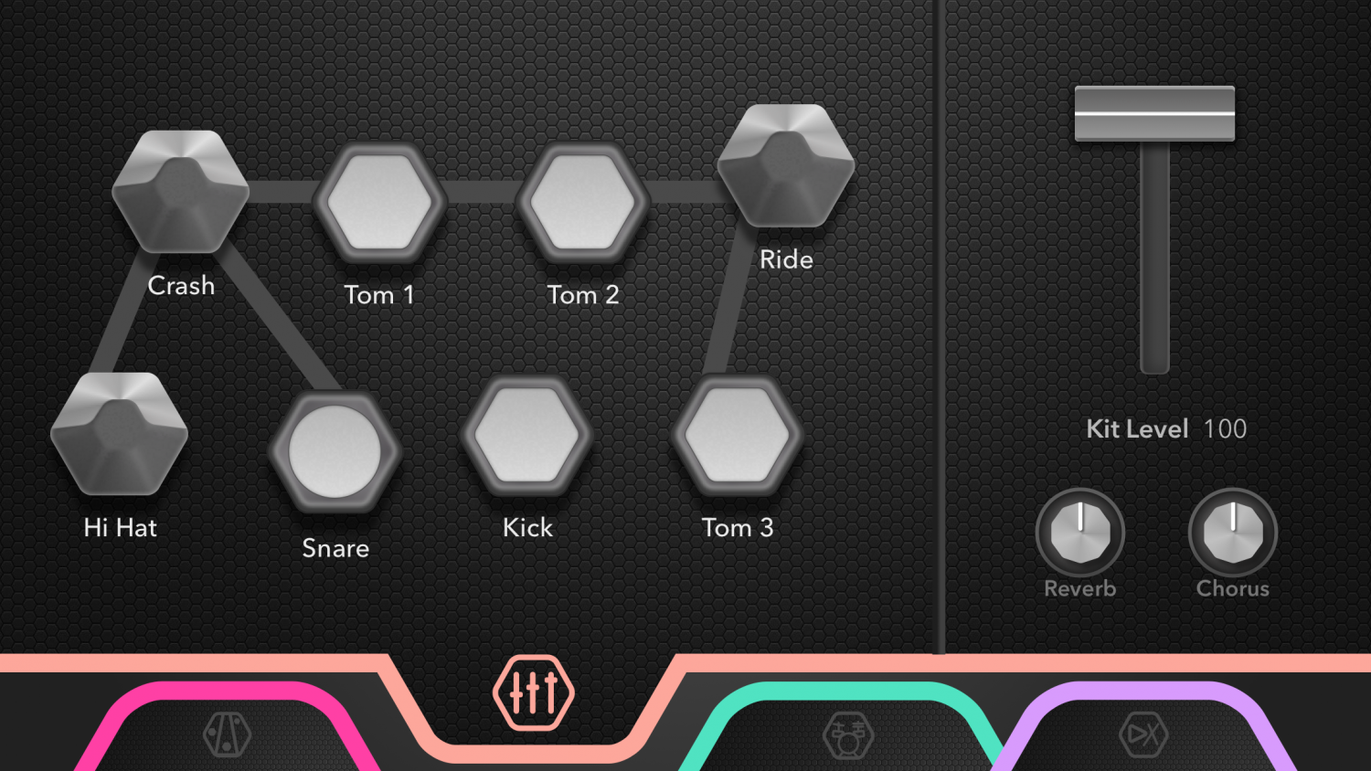 Simmons Electronic Drums Introduces App For Simmons Electronic Kits