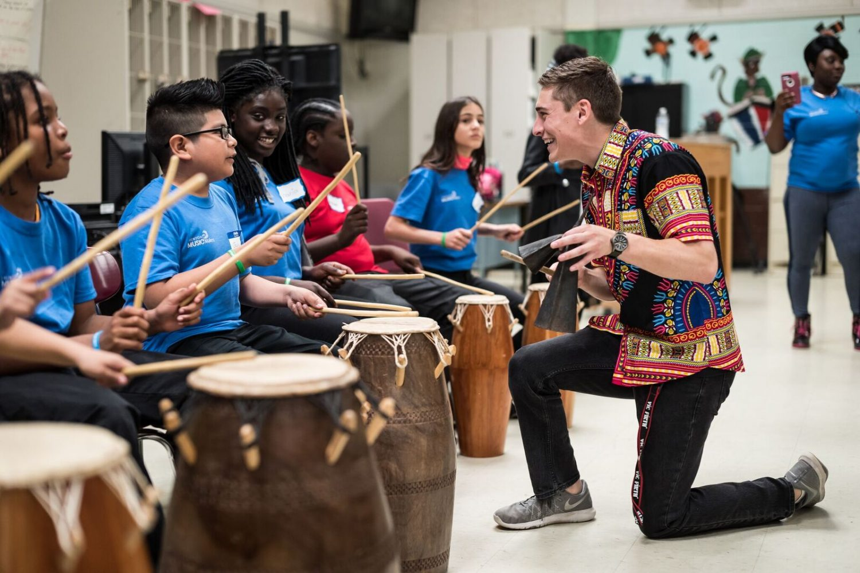 Paterson Music Project Fiddle Fest 2017.