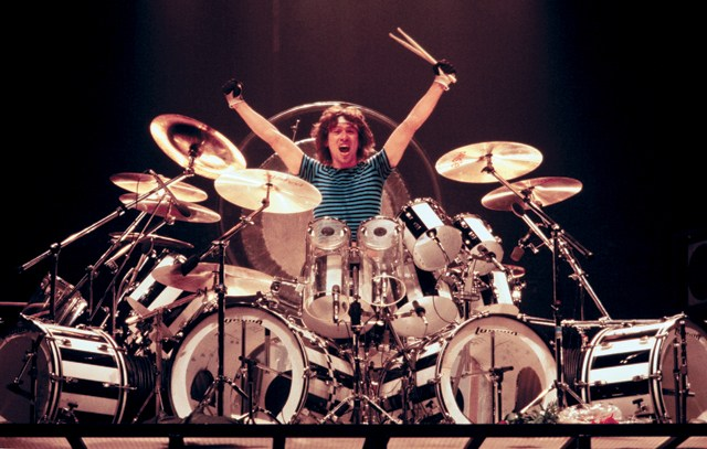 You Can Say Thanks To Alex Van Halen Drum Magazine