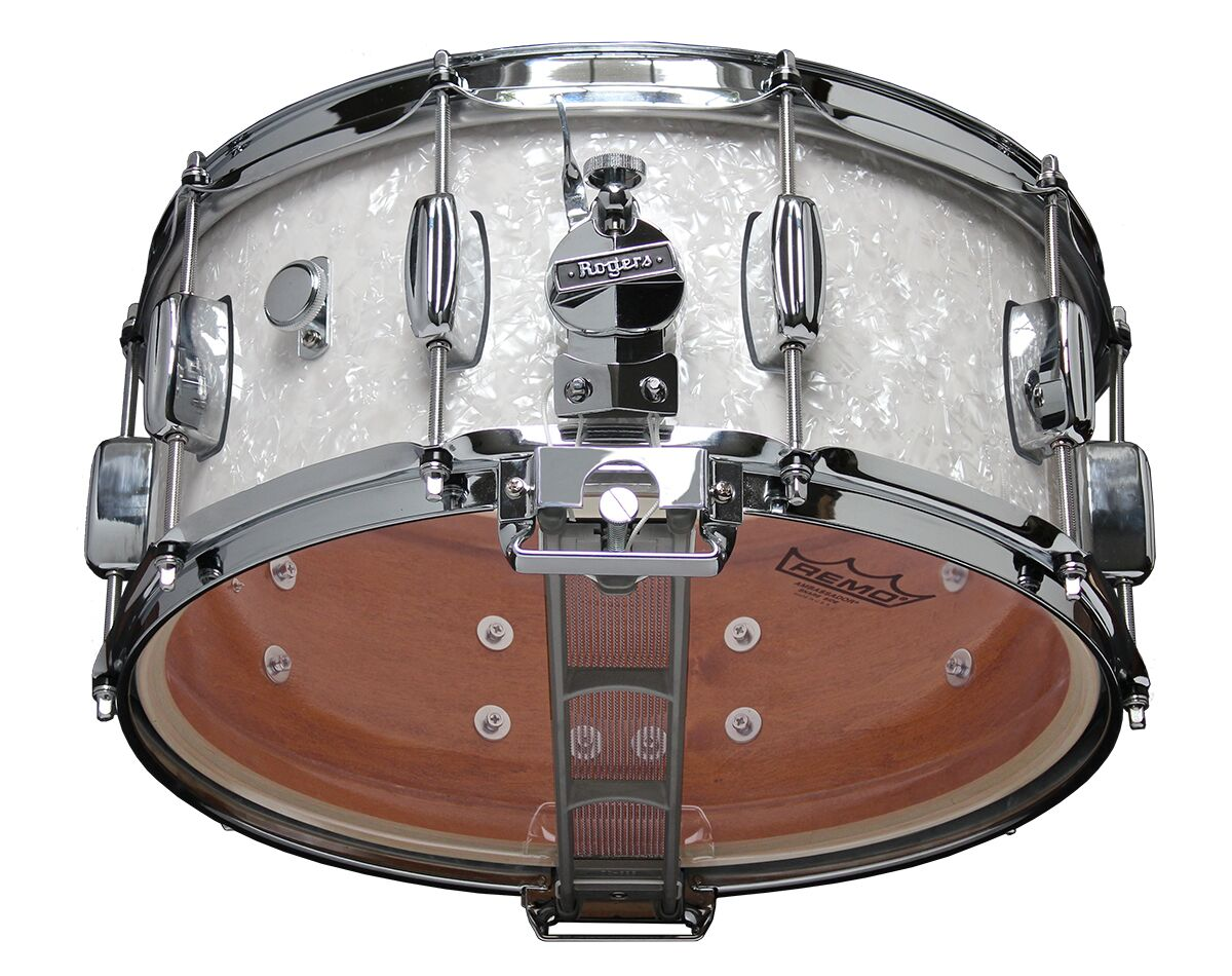Rogers USA Announces New Dyna-Sonic Snare Drum ...