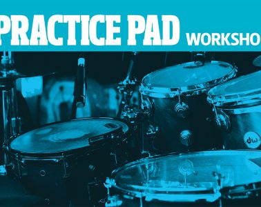 drum lesson groove without cymbals