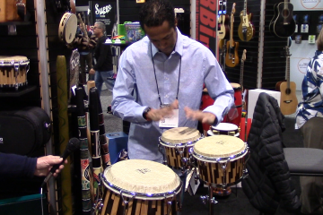 A Tempo Percussion & RBI Music At Winter NAMM 2018