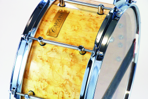 Carolina Drumworks Birdseye Maple Snare