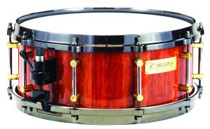 Carolina Drumworks Bubinga Snare