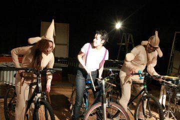 ideas not theories reynaliz herrera bike percussion