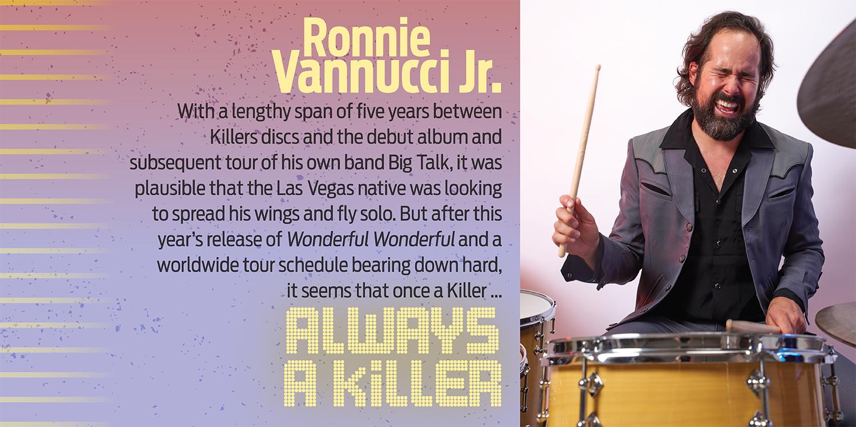 Ronnie Vannucci