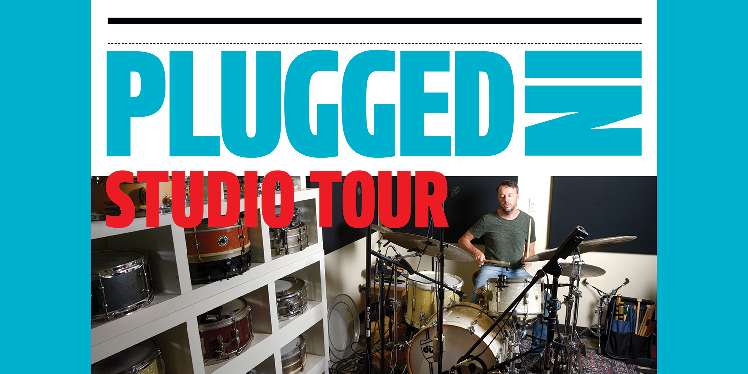 How & Why Blair Sinta Built A Home Drum Tracking Business – DRUM ...