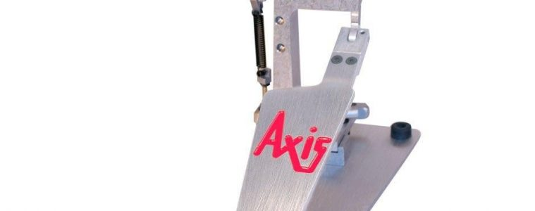 Axis-A pedal today.