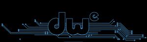 DWe logo