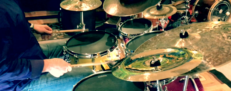 Brian Andres Drum Lesson Four-Note Foundation Afro Carribean