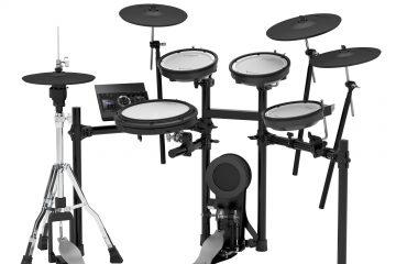 Roland TD-17 electronic drum kit